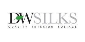 D&W Silks Logo